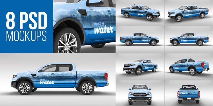 Premium-ranger-pickup-mockup